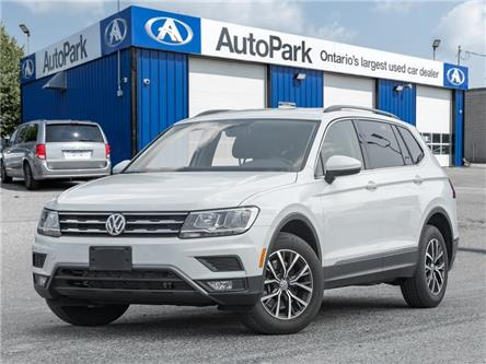 2018 Volkswagen Tiguan Comfortline (Stk: 18-66710AR) in Georgetown - Image 1 of 20