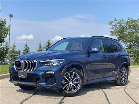 2021 BMW X5 xDrive40i (Stk: P1872) in Barrie - Image 1 of 18