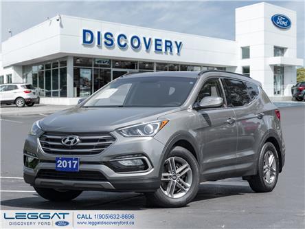 2017 Hyundai Santa Fe Sport 2.4 Premium (Stk: 17-37585-T) in Burlington - Image 1 of 21