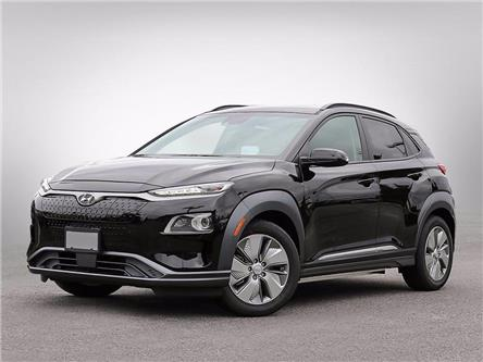 2021 Hyundai Kona Electric Ultimate (Stk: D10854) in Fredericton - Image 1 of 22