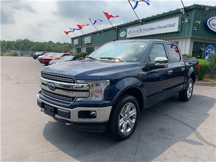 2018 Ford F-150 Lariat (Stk: 11117) in Lower Sackville - Image 1 of 17