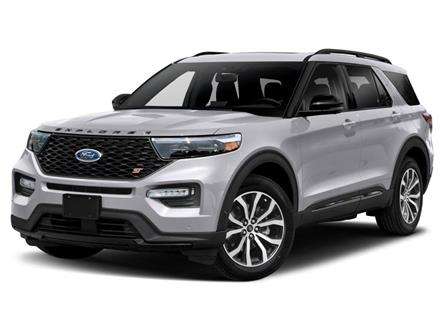 2021 Ford Explorer ST (Stk: 216264) in Vancouver - Image 1 of 9