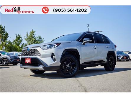 2019 Toyota RAV4 Hybrid XLE (Stk: 81847) in Hamilton - Image 1 of 30