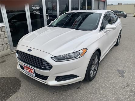 2013 Ford Fusion SE (Stk: 211351) in Chatham - Image 1 of 14
