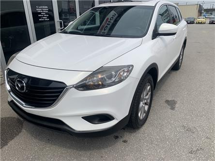 2015 Mazda CX-9 GS (Stk: 211334) in Chatham - Image 1 of 10