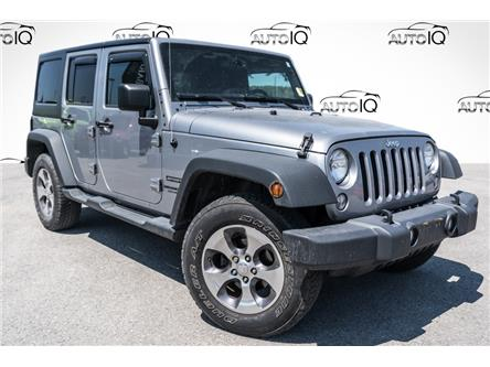 2016 Jeep Wrangler Unlimited Sport (Stk: 35197AUX) in Barrie - Image 1 of 21