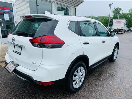 2018 Nissan Rogue SV (Stk: HKNONE-3517) in Pickering - Image 1 of 19