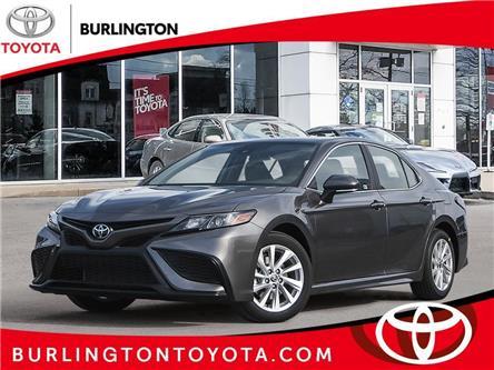 2021 Toyota Camry SE (Stk: 213030) in Burlington - Image 1 of 23