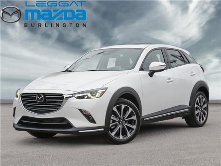 2021 Mazda CX-3 GT (Stk: 215915) in Burlington - Image 1 of 23