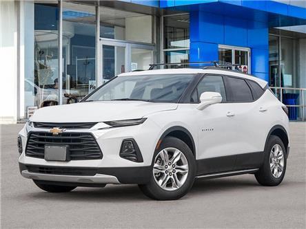 2021 Chevrolet Blazer LT (Stk: M406) in Chatham - Image 1 of 10