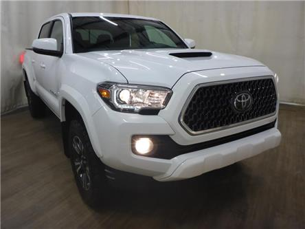 2019 Toyota Tacoma TRD Sport (Stk: 21071649) in Calgary - Image 1 of 26