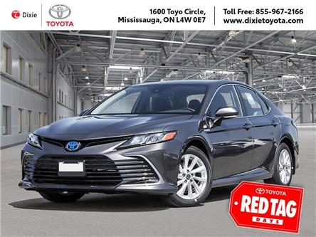 2021 Toyota Camry Hybrid LE (Stk: D211774) in Mississauga - Image 1 of 23