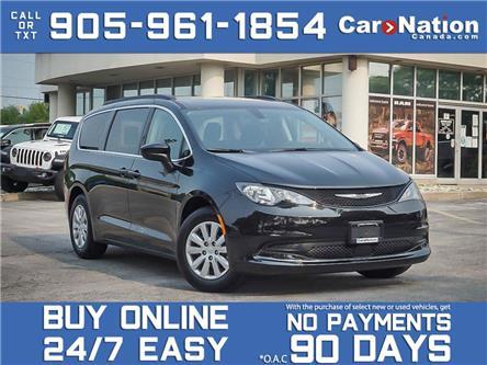 2021 Chrysler Grand Caravan SE| BRAND NEW| 3-ZONE CLIMATE CONTROL| (Stk: NOU-M177) in Burlington - Image 1 of 34