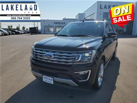 2019 Ford Expedition Max Limited (Stk: F4637) in Prince Albert - Image 1 of 20