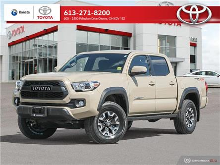 2017 Toyota Tacoma TRD Off Road (Stk: 91315A) in Ottawa - Image 1 of 29