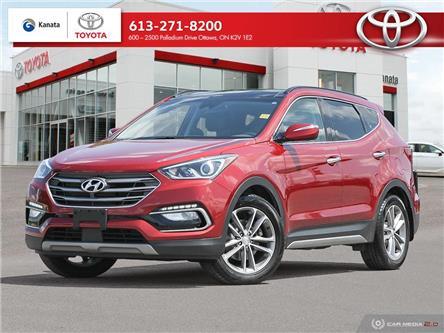 2017 Hyundai Santa Fe Sport 2.0T Ultimate (Stk: 91302A) in Ottawa - Image 1 of 29