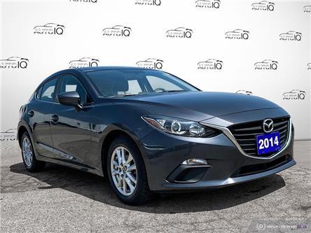 2014 Mazda Mazda3 Sport GS-SKY (Stk: 1417A) in St. Thomas - Image 1 of 29