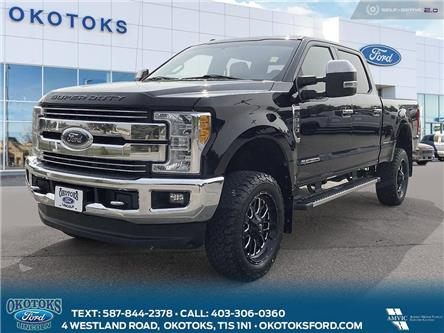 2017 Ford F-350 Lariat (Stk: B84155A) in Okotoks - Image 1 of 26
