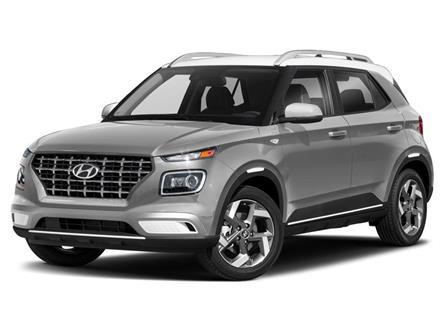 2021 Hyundai Venue Ultimate w/Black Interior (IVT) (Stk: N3184) in Burlington - Image 1 of 9