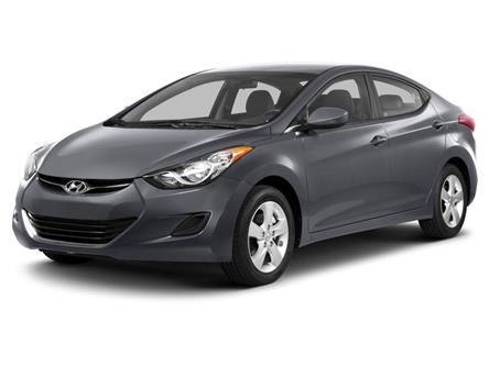 2013 Hyundai Elantra GL (Stk: N2923A) in Burlington - Image 1 of 9
