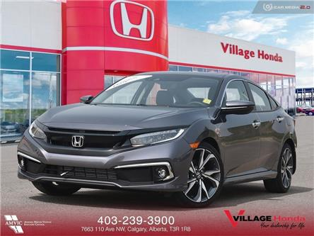 2020 Honda Civic Touring (Stk: CK0721A) in Calgary - Image 1 of 27