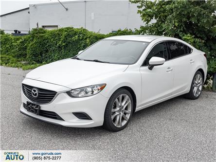 2014 Mazda MAZDA6 GS (Stk: 159496) in Milton - Image 1 of 6