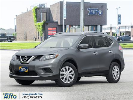 2015 Nissan Rogue S (Stk: 888962) in Milton - Image 1 of 20