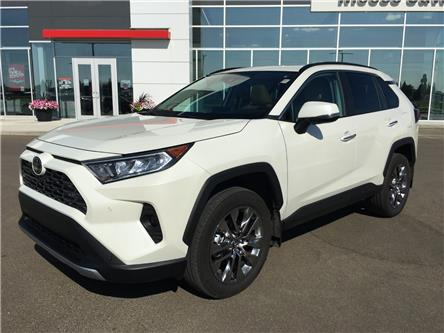 2020 Toyota RAV4 Limited (Stk: 2191621) in Moose Jaw - Image 1 of 37