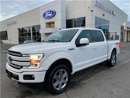 2019 Ford F-150 Lariat (Stk: OP21224) in Vancouver - Image 1 of 27