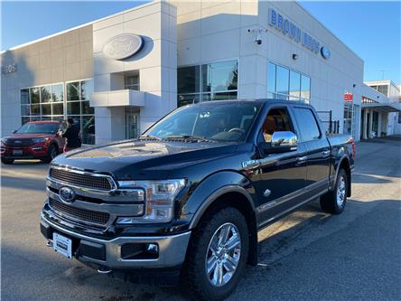 2019 Ford F-150 King Ranch (Stk: OP21220) in Vancouver - Image 1 of 27