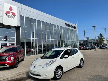2016 Nissan LEAF S (Stk: 23143A) in Edmonton - Image 1 of 26