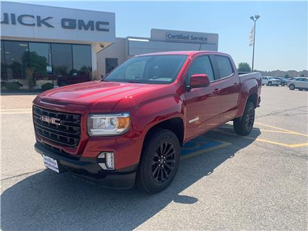 2021 GMC Canyon Elevation (Stk: 48403) in Strathroy - Image 1 of 6