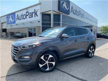2016 Hyundai Tucson Limited (Stk: 16-11058JB) in Barrie - Image 1 of 35