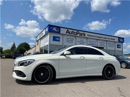 2017 Mercedes-Benz CLA 250 Base (Stk: 17-50348) in Brampton - Image 1 of 20