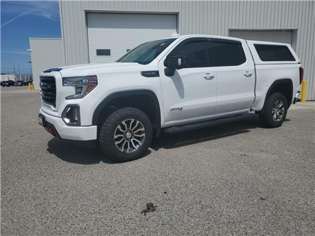 2019 GMC Sierra 1500 AT4 (Stk: P21640A) in Timmins - Image 1 of 9