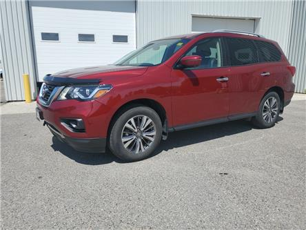 2018 Nissan Pathfinder S (Stk: P21687A) in Timmins - Image 1 of 10