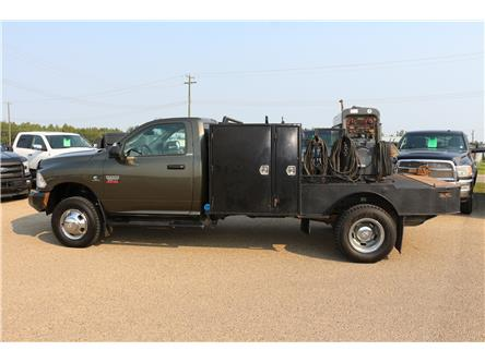 2012 RAM 3500 Chassis ST/SLT (Stk: MP135) in Rocky Mountain House - Image 1 of 11