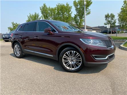 2018 Lincoln MKX Reserve (Stk: L-50A) in Calgary - Image 1 of 30