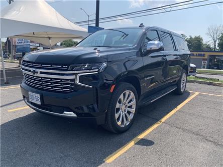 2021 Chevrolet Suburban Premier (Stk: R10844) in Ottawa - Image 1 of 21