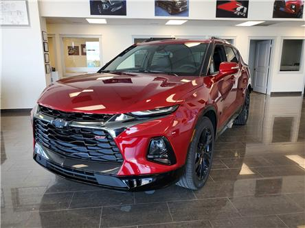 2021 Chevrolet Blazer RS (Stk: 229024) in Fort MacLeod - Image 1 of 16
