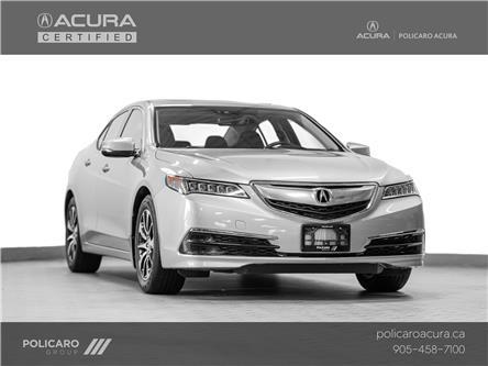 2017 Acura TLX Base (Stk: 800676P) in Brampton - Image 1 of 27