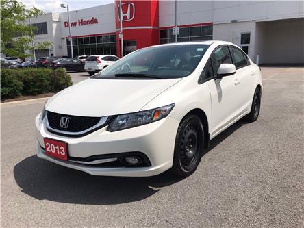 2013 Honda Civic Touring (Stk: 29828A) in Ottawa - Image 1 of 14