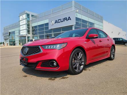 2018 Acura TLX Tech A-Spec (Stk: A4494) in Saskatoon - Image 1 of 6