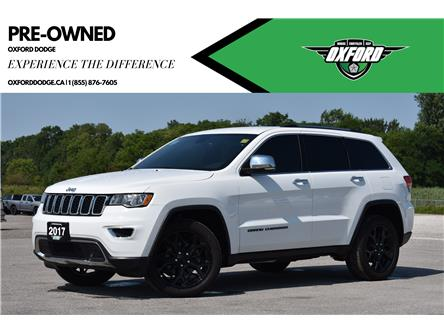 2017 Jeep Grand Cherokee Limited (Stk: DR92539A ) in London - Image 1 of 16