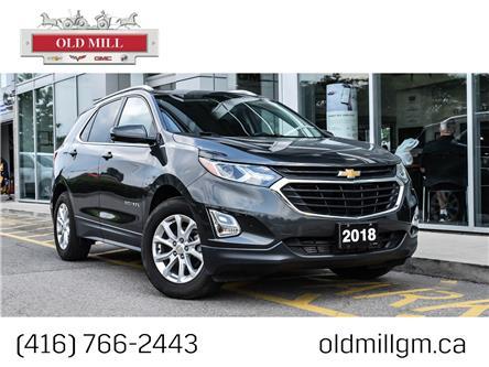 2018 Chevrolet Equinox LT (Stk: 126623U) in Toronto - Image 1 of 24