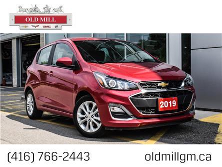 2019 Chevrolet Spark 1LT CVT (Stk: 781501U) in Toronto - Image 1 of 21