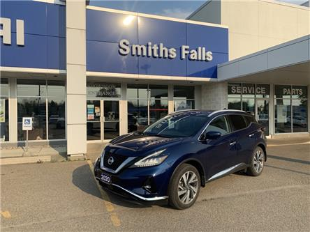 2020 Nissan Murano SL (Stk: ) in Smiths Falls - Image 1 of 11