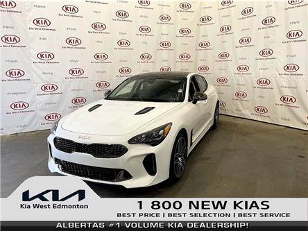 2022 Kia Stinger GT Limited (Stk: 23168) in Edmonton - Image 1 of 28