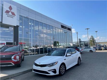 2020 Kia Optima EX (Stk: 22733A) in Edmonton - Image 1 of 14