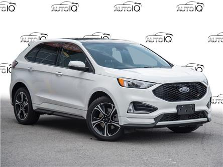 2021 Ford Edge ST (Stk: 21ED510) in St. Catharines - Image 1 of 25
